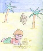 Posies cm2 - Illustration de la poesie le dormeur du val ...